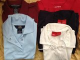 Size 8 - 10 Polo Shirt Lot in Tacoma, Washington