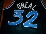 Authographed SHAQ Jersey--Orlando Magic in Stuttgart, GE