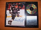 Wayne Gretzky Autographed Collage/Plaque in Stuttgart, GE