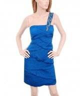 NEW ONE STRAP BLUE DRESS NEW in Lockport, Illinois