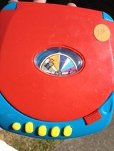 Toy CD player in Tacoma, Washington