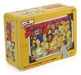 03 SIMPSONS GROUP PHOTO BOARD GAME IN METAL BOX - in Fort Hood, Texas